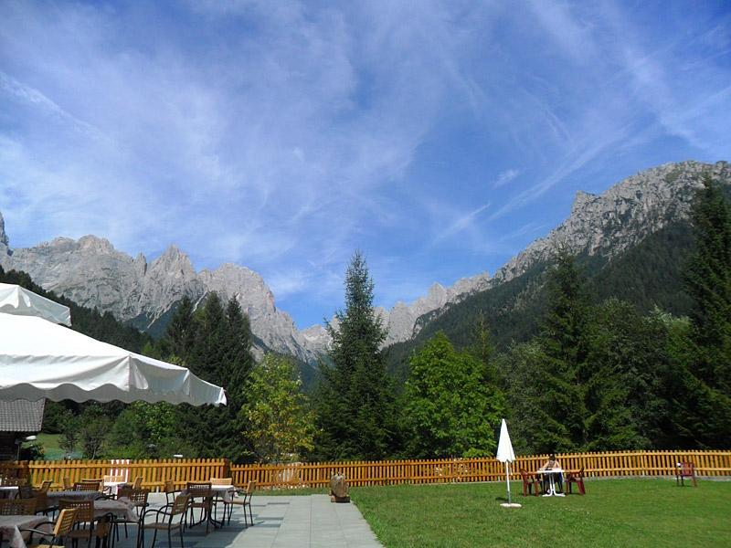 Panorama Albergo Al Cacciatore